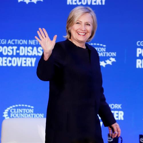 Hillary Clinton là mẫu phụ nữ quyền lực tiêu biểu