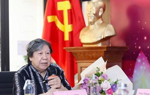 Nha Su hoc Le Van Lan cho rang tam ly dam dong anh huong chung ta