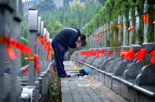 Tết Thanh Minh tại Trung Quốc