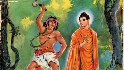 Đức Phật đối trị với bạo lực