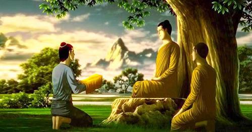 Đức Phật so sánh tiền bạc với rắn độc