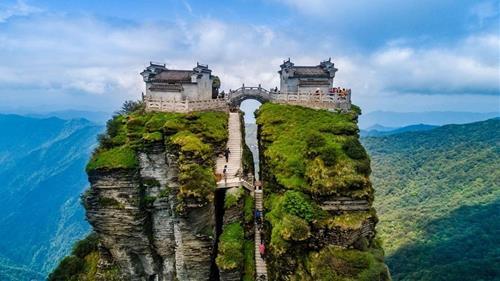 Núi Phạm Tịnh Trung Quốc