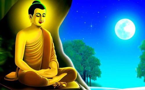 Đức Phật im lặng 7 tuần sau khi thành đạo