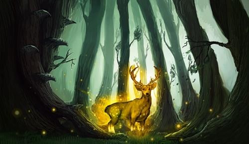 Trong một kiếp Đức Phật là chú hươu vàng
