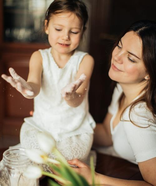 Đừng ngại dạy con làm việc nhà