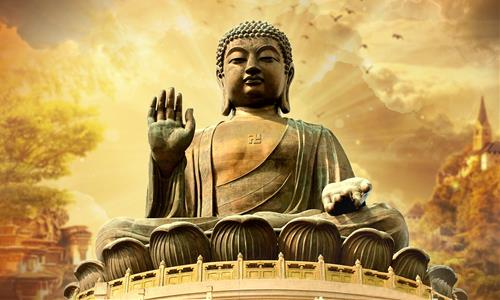 Cách phản ứng với tượng Phật