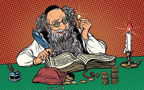 Người Do Thái cực kỳ coi trọng sự giàu có