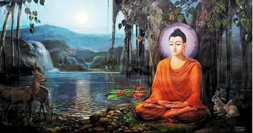 Đức Phật nói về tình yêu và tình thân