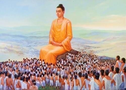 Phật khuyên sử dụng tài sản một cách hợp lý