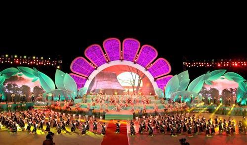 Lễ hội cuối năm ở Đà Lạt
