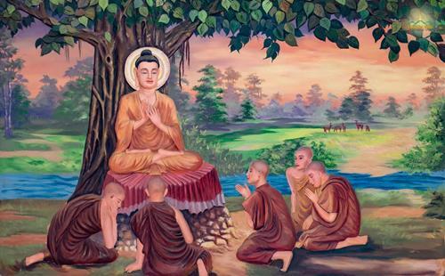 Nghe lời Phật dạy để chữa thân và tâm bệnh