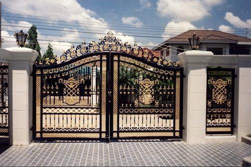 Xây cổng nhà đúng phong thủy