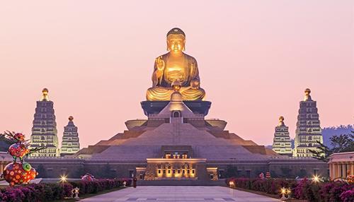 tượng Phật Quang Sơn ở Đài Loan