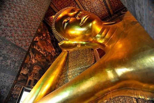 Đền thờ Phật nằm tại Thái Lan