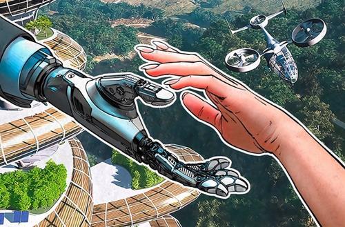 robot thay đổi cuộc sống của chúng ta