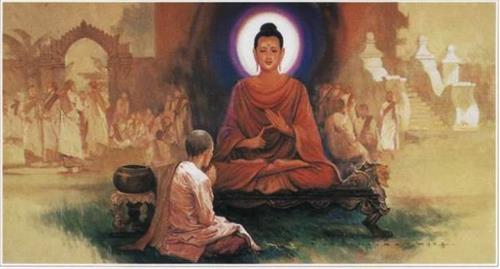 Đức Phật: giúp người giúp bằng tâm