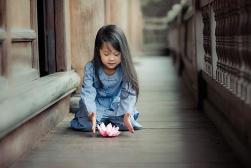 Phật dạy giáo dục con nhỏ