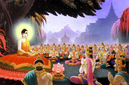 Đức Phật dạy lời không nên nói và lời nên nói