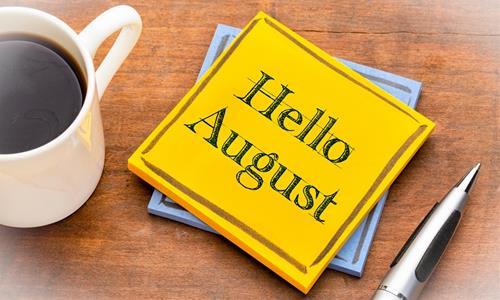 Ngày may mắn tháng 8 của 12 chòm sao
