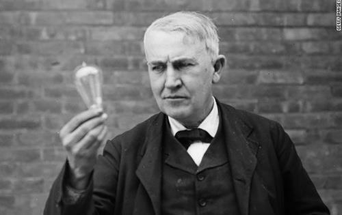 Thomas Edison cũng là một trong những đứa trẻ thiểu năng