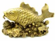 Khám phá ý nghĩa biểu tượng cá chép trong phong thủy