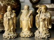Thờ Tam đa đúng chuẩn để Phúc - Lộc - Thọ vào nhà