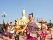 Đôi nét về lễ hội Phật giáo lớn nhất tại Lào