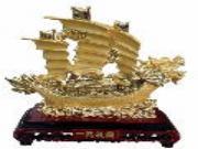 Thuyền buồm tài lộc