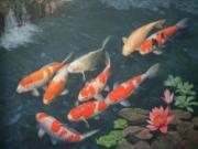 Biểu tượng cá trong phong thủy