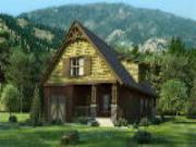 Dựa thế núi, chọn đất tốt làm nhà
