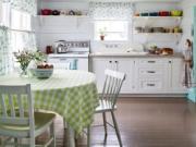 Cửa bếp hướng hung tinh tán tài