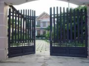 Hướng cổng theo thế nhà