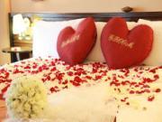 Lỗi phong thủy phòng cưới khiến vợ chồng tắt lửa yêu