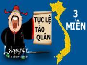 Infographic: Sự khác biệt thú vị giữa Ông Công Ông Táo 3 miền Bắc Trung Nam