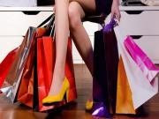Mơ đi shopping, cẩn thận ví tiền