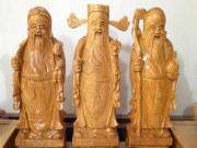 Giới thiệu và phân biệt các vị Thần Tài