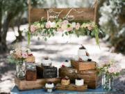 Những chi tiết nhỏ giúp đám cưới lung linh màu vintage