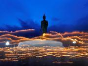 Kính ngưỡng Đế sư Bát Tư Ca - lãnh tụ trong truyền thuyết Phật giáo Tây Tạng