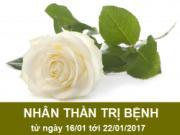 Xem ngày tốt xấu trị bách bệnh tiêu tan: Tuần từ 16 - 22/01/2017 (Phần 2)