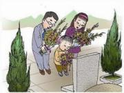 3 điều nên nhớ đừng quên trong tiết Thanh Minh