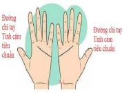 Đối chiếu đường chỉ tay Tình cảm để biết hai bạn có phải là một cặp trời sinh (P1)