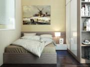 Chỉ rõ 5 loại tranh tổn hại phong thủy khi treo trong phòng ngủ