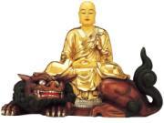 Bái Bồ Tát, học thành Phật