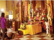 Rằm tháng 7: Cúng ở nhà hay ở chùa trước?