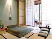 Những mẫu phòng ngủ đẹp theo phong cách tối giản của Nhật