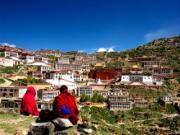Chùa Cam Đan - dấu ấn hơn 600 năm của Phật giáo Tây Tạng