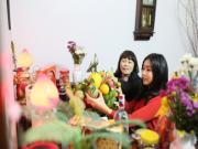 Văn khấn trước khi lau dọn bàn thờ ngày Tết (23/12 âm lịch)