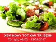 Xem ngày tốt xấu trị bách bệnh tiêu tan: Tuần từ 6/2 đến 12/2/2017 (phần 2)