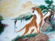 Treo tranh rồng, hổ, ngựa thế nào để không rước xui xẻo vào nhà?