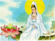 19/6 âm lịch - tụng chú Đại Bi mừng ngày Quan Thế Âm Bồ Tát xuất gia